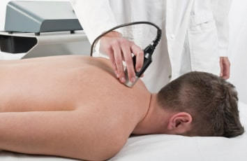 Ultrasound Therapy at Dr. Stotler Chiropractic